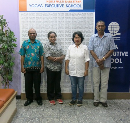 Pelatihan Pengembangan Sumber Daya Manusia (SDM) Oktober 2017 Kabupaten Boven Digoel