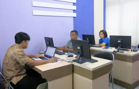 Pelatihan E Government Sistem Informasi Pembayaran SPP (SIP SPP) November 2017