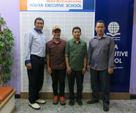 Pelatihan Pengembangan SDM Dinas Kehutanan Provinsi Kalimantan Selatan November 2017