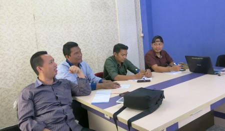 Pelatihan Sistem Akuntabilitas Kinerja Instansi Pemerintah (SAKIP) November 2017