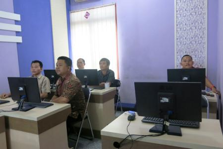 Pelatihan Teknologi Informasi November 2017