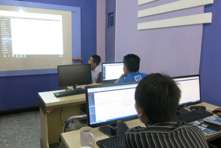 Pelatihan e-Government Badan Pendapatan Daerah Kabupaten Landak Provinsi Kalimantan Barat November 2017