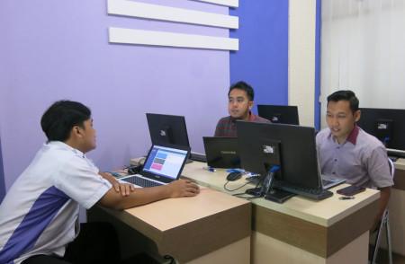 Pelatihan e-Government Sekretariat Daerah (Setda) Provinsi Kalimantan Timur November 2017
