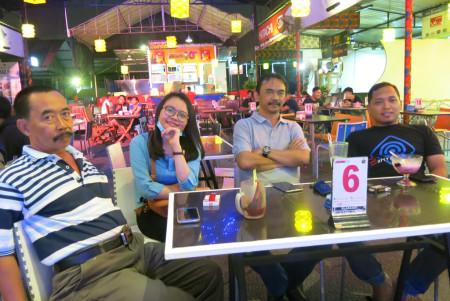 "Acara Malam Keakraban Peserta Pelatihan Teknologi Informasi Yogya Executive School ""YES"" Desember 2017"