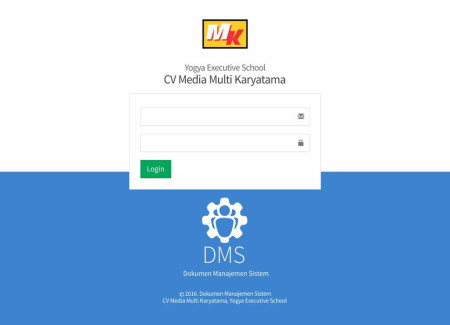 Pelatihan Tata Naskah Kepegawaian Elektronik (DMS) YES Jogja Januari 2018