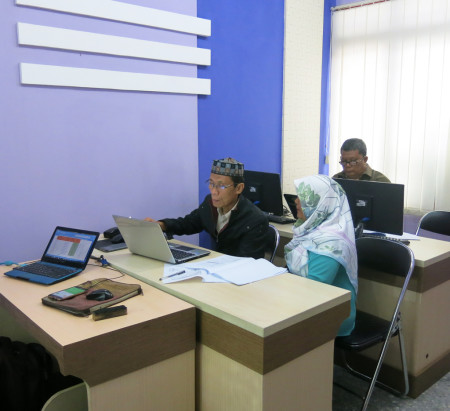 Pelatihan SEM dengan AMOS Politeknik Negeri Sriwijaya Kota Palembang Februari 2018