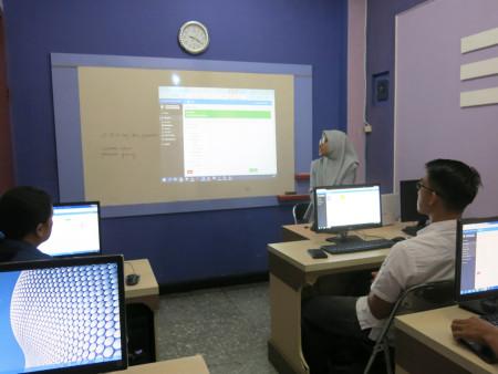 Pelatihan Tata Naskah Kepegawaian Elektronik (DMS) Badan Pengelolaan Keuangan Daerah (BPKD) Kabupaten Malinau Februari 2018