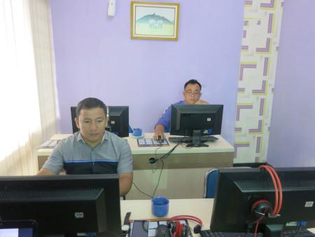 Pelatihan Teknologi Informasi (TI) Dinas Komunikasi Informatika (DISKOMINFO) dan Persandian Kabupaten Aceh Tamiang Februari 2018
