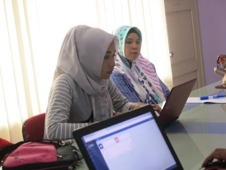Pelatihan Kearsipan Elektronik (E-Filing)