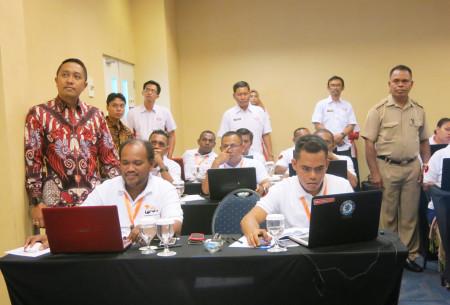 Implementasi Teknologi Informasi Website Portal OPD Pemerintah Kabupaten Boven Digoel Maret 2018