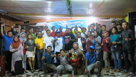"Acara Malam Keakraban Peserta Bimtek Kehumasan – DISKOMINFO Kabupaten Boven Digoel Provinsi Papua dengan Yogya Executive School ""YES"" Mei 2018"