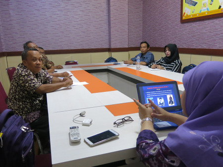 Pelatihan Pelayanan Prima Dinas PMPTSP KUM Kota Madiun Mei 2018