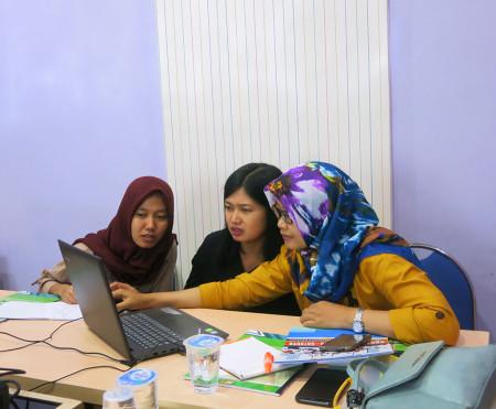 Pelatihan Penjadwalan Program dan Kegiatan Elektronik (e-Scheduling)