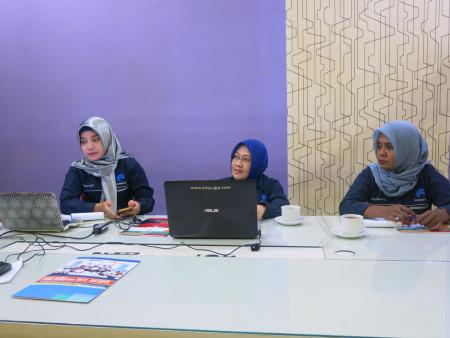 Pelatihan Perkantoran Elektronik (e-Office) - Penatausahaan Persediaan Elektronik (SIMTORI) Mei 2018