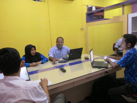 Pelatihan e-Office Sistem Informasi Rencana Kinerja Tahunan (SIM-RKT) Mei 2018