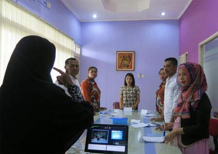 Pelatihan Pelayanan Prima Yogya Executive School Juni 2018