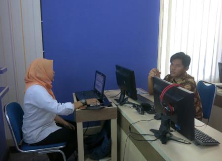 Pelatihan Teknologi Informasi (TI) Dinas Kesehatan Provinsi Kalimantan Utara Juni 2018