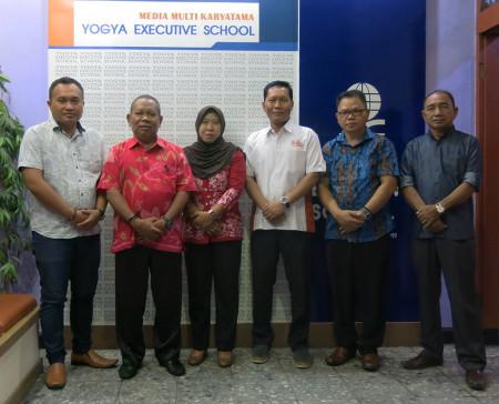 Pelatihan Teknologi Informasi (TI) Sekretariat (DPRD) Kabupaten Banggai Provinsi Sulawesi Tengah Juli 2018
