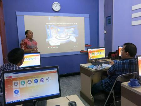 Pelatihan Cyber Public Relation Dinas Komunikasi dan Informatika (DISKOMINFO) Provinsi Sumatera Utara Agustus 2018