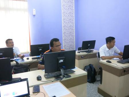 Pelatihan Cyber Public Relation - Elektronik Public Relations (E-Public Relation) DISKOMINFO Provinsi Sumatera Utara Agustus 2018