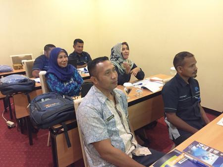 Pelatihan E-Gov Perkantoran Elektronik (E-Office) DISKOMINFO Kab Seram Bagian Timur Prov Maluku Agustus 2018