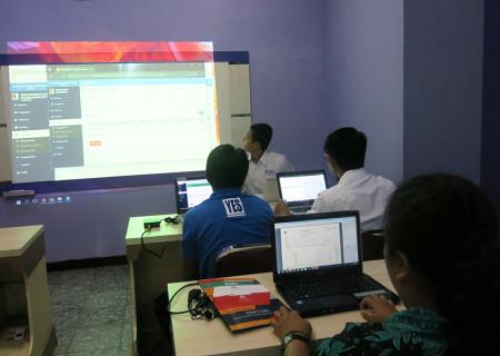 Pelatihan Penatausahaan Persediaan Elektronik (SIMTORI) Inspektorat & BPKAD Kabupaten Boven Digoel Agustus 2018