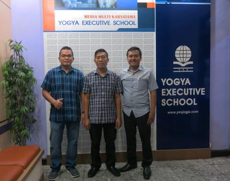 Pelatihan Pengembangan SDM Dinas Komunikasi dan Informatika (DISKOMINFO) Provinsi Sumatera Utara Agustus 2018