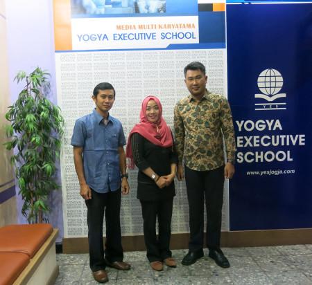 Pelatihan Perkantoran Elektronik (E-Office) Agustus 2018