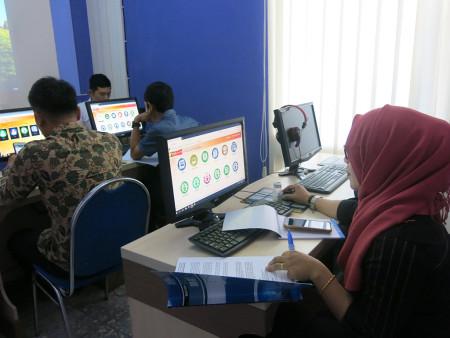 Pelatihan Sistem Informasi Manajemen Rencana Kinerja Tahunan (SIM-RKT) Agustus 2018