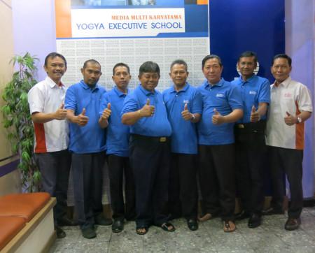 Pelatihan e Office Dinas Komunikasi Informatika Statistik dan Persandian Kab Murung Raya 31 Agustus 2018