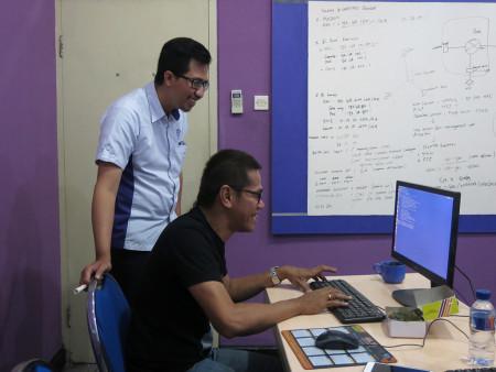 Jaringan Komputer Linux Tingkat Lanjut (Web Server berbasis Linux) DisKomInfo Kab Sorong September 2018