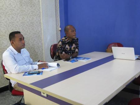 Pelatihan Pengembangan SDM Setda Provinsi Papua September 2018