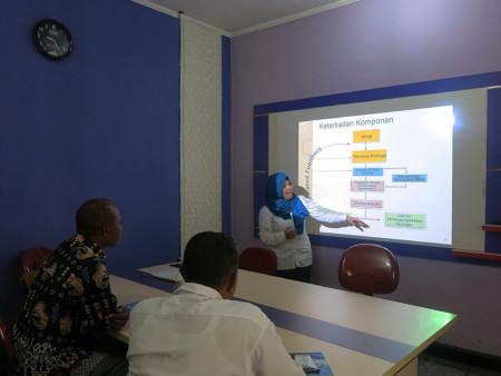 Pelatihan Penyusunan Laporan Kinerja Instansi Pemerintah (LKjIP) Setda Provinsi Papua September 2018