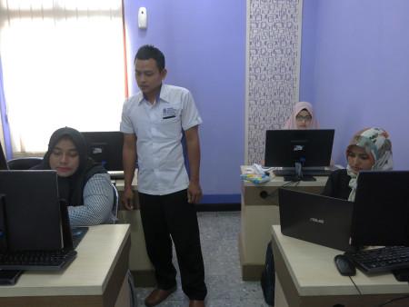 Pelatihan Perkantoran Elektronik BKPSDM Kabupaten Aceh Timur September 2018