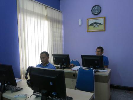 Pelatihan Teknologi Informasi (TI) DisKomInfo Statistik dan Persandian Kab Sorong Prov Papua Barat September 2018