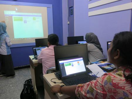 Pelatihan Sistem Manajemen Data dan Informasi (SIMDATA-INFO) Kab Boven Digoel Prov Papua Oktober 2018