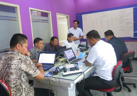 Pelatihan Keamanan Jaringan Mikrotik RouterOS DISKOMINFO, Statistik & Persandian Kab Mahakam Ulu November 2018