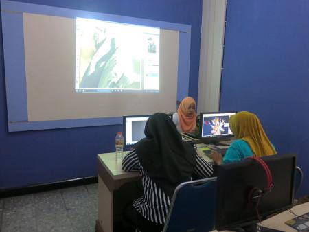 Pelatihan Media Informasi Visual (Desain Grafis) Dinas Pariwisata (DISPAR) Kabupaten Belitung November 2018