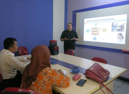 Pelatihan Pelayanan Publik Dinas Kependudukan dan Pencatatan Sipil (DUKPENCAPIL) Kabupaten Belitung November 2018