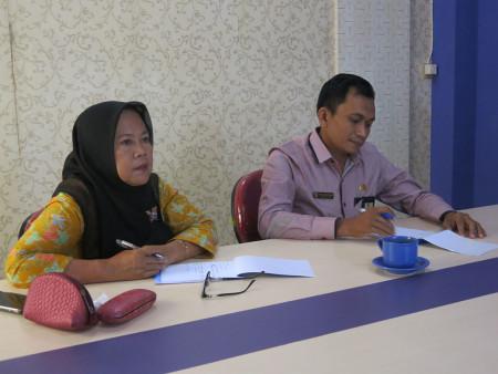 Pelatihan Pengembangan SDM DUKPENCAPIL Kabupaten Belitung November 2018