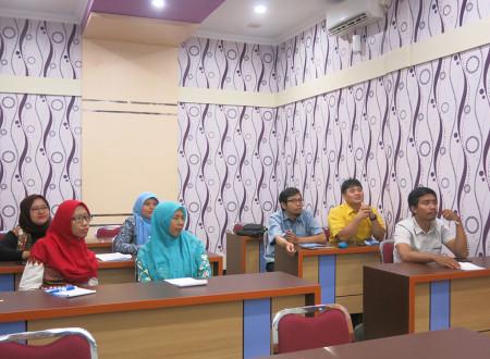 Pelatihan Pengembangan SDM Poltekkes Tasikmalaya Provinsi Jawa Barat November 2018