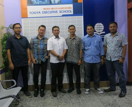 Pelatihan Teknologi Informasi (TI) DISKOMINFO, Statistik & Persandian Kab Mahakam Ulu November 2018