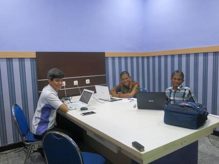 Pelatihan Desain Web DISKOMINFO Kabupaten Kupang November 2018