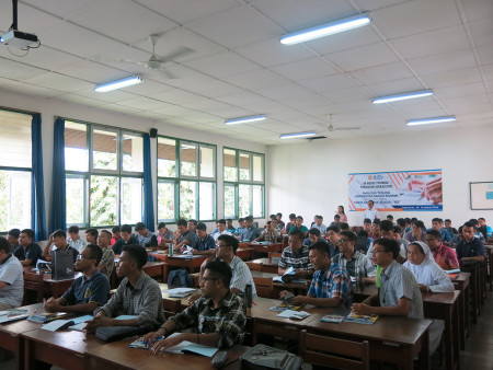 In House Training (Pelatihan) Pengembangan SDM Fakultas Teologi Universitas Sanata Dharma Yogyakarta Januari 2019