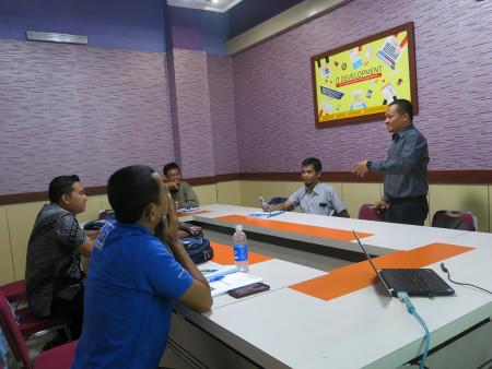 Pelatihan Budgeting - Planning, Controlling dan Analyzing Fakultas Hukum Universitas Diponegoro Semarang Januari 2019