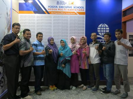 Pelatihan Pengembangan SDM Fakultas Hukum Universitas Diponegoro Semarang Januari 2019
