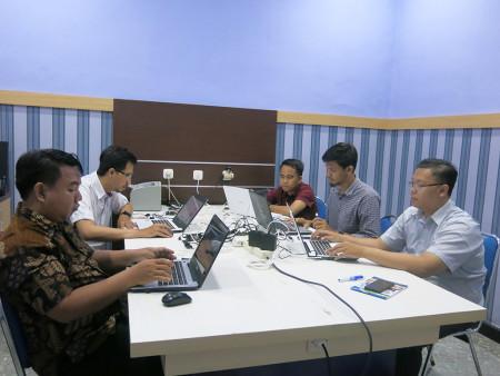Pelatihan Administrator Jaringan Komputer Berbasis Windows Tingkat Dasar Politeknik Negeri Sriwijaya Kota Palembang Februari 2019