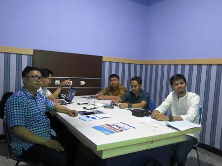 Pelatihan Administrator Jaringan Windows Politeknik Negeri Sriwijaya Kota Palembang Februari 2019