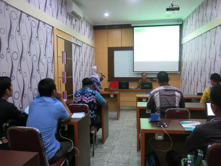 Pelatihan Manajemen Penyelenggaraan Uji Kompetensi Perawat dan Perawat Gigi DINKES Kabupaten Hulu Sungai Utara Februari 2019