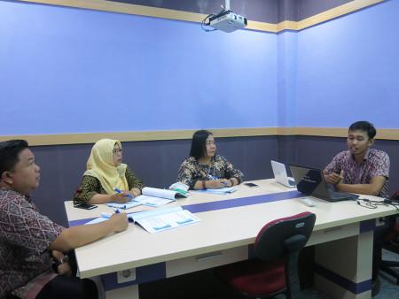 Pelatihan Pengembangan SDM Badan Pendapatan Daerah (BAPENDA) Kabupaten Landak Provinsi Kalimantan Barat Februari 2019